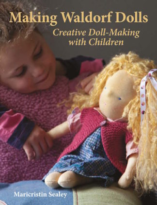 cover of Making Waldorf Dolls