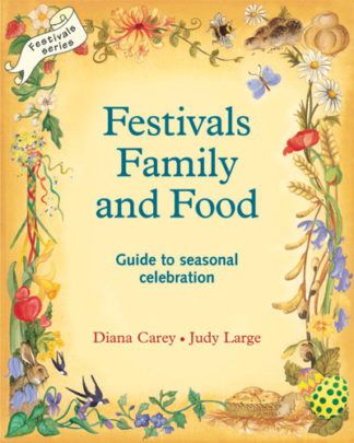Cover of Festivals Family and Food