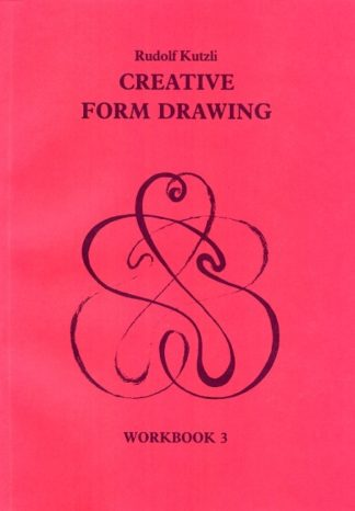 cover of Creative Form Drawing Workbook 3