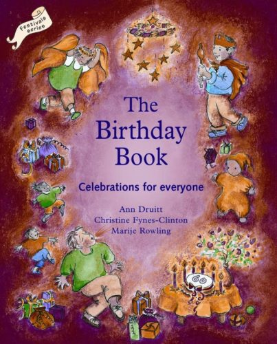 cover of The Birthday Book