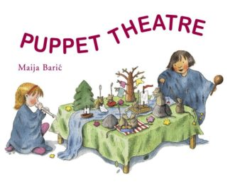 cover of Puppet Theatre