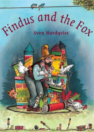 cover of Findus and the Fox