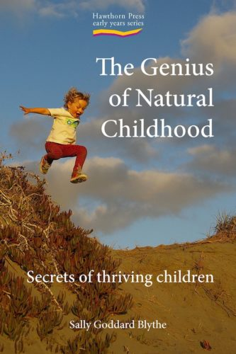 cover of The Genius of Natural Childhood