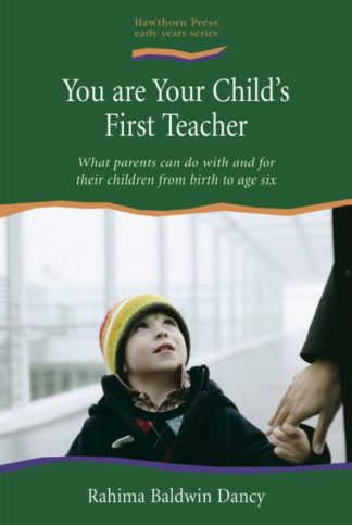 cover of Your are Your Child's First Teacher