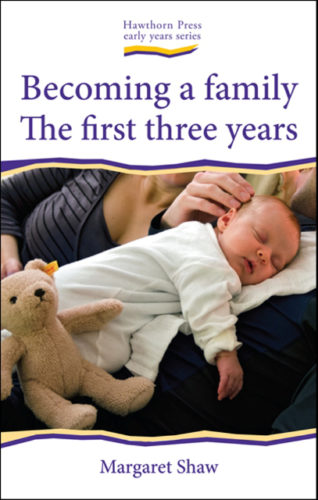 front cover of Becoming a Family