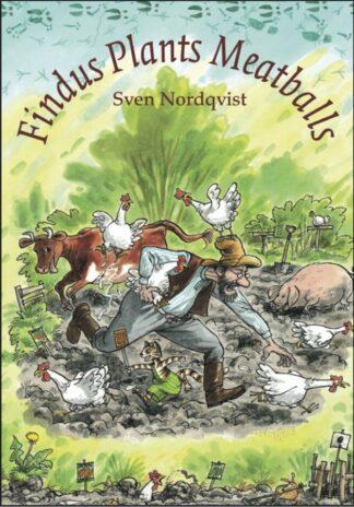 cover of Findus Eats Meatballs
