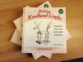 Front Cover Making Woodland Crafts