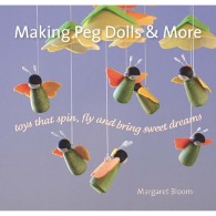 cover of Making Peg Dolls and More