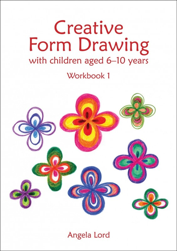 cover of Creative Form Drawing with Children aged 6-10 years