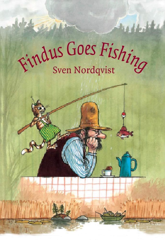 Findus Goes Fishing; Sven Nordqvist; 9781907359729