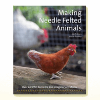 cover of Making Needle Felted Animals