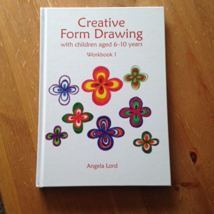 Creative Form Drawing workbook 1 cover