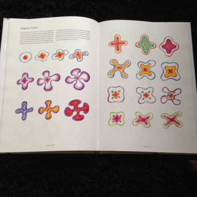Creative form drawing with children workbook 1 spread