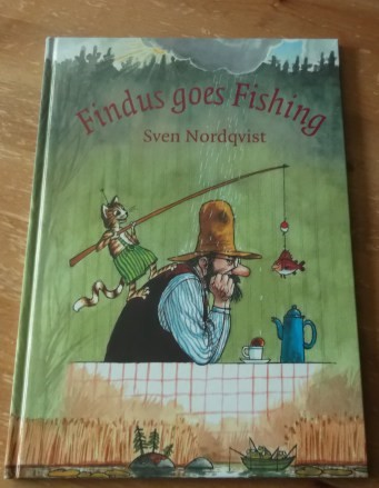 Findus goes Fishing cover