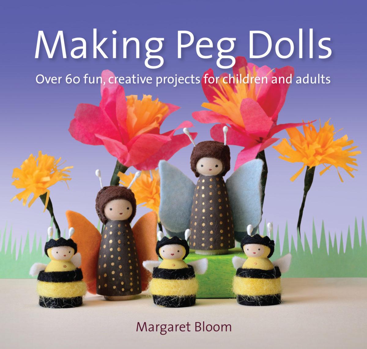Making Peg Dolls cover paperback