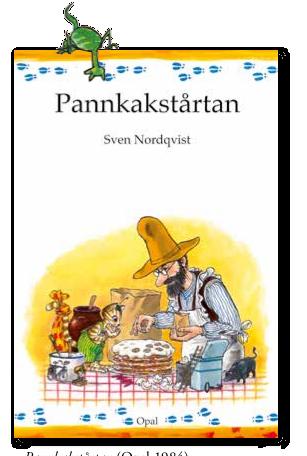 Pancakes for Findus/ pannkakstartan