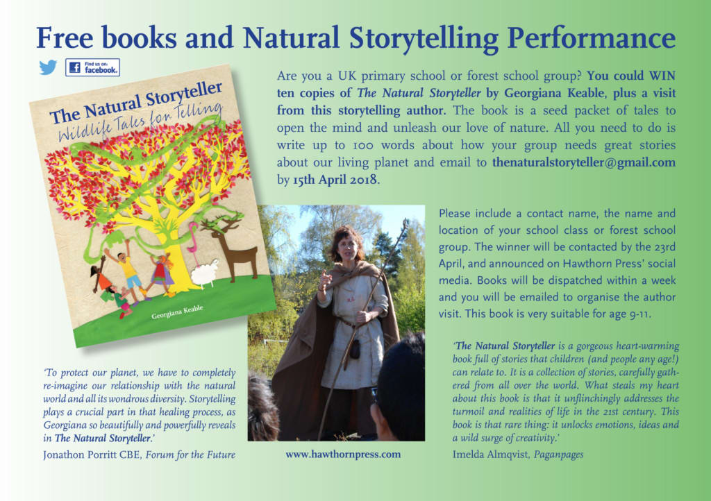 The Natural Storyteller competition