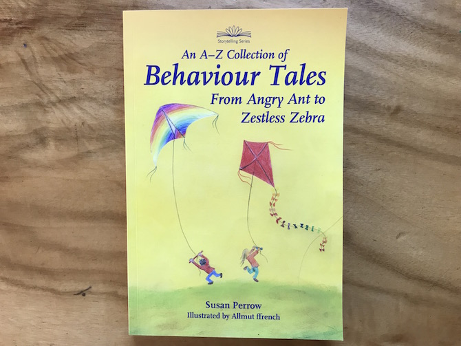 A-Z Collection of Behaviour Tales Amber Greene