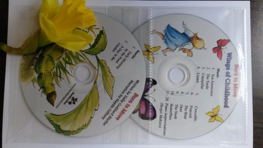 Born to move CD