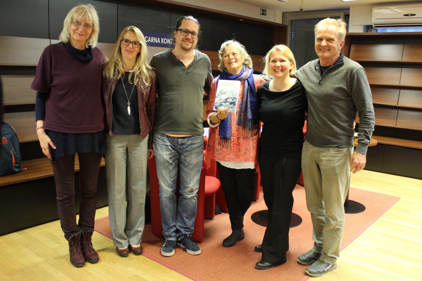 Slovenian publication team