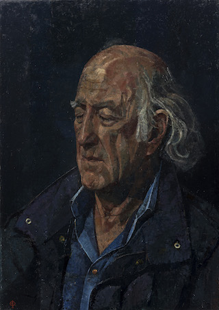Portrait of jonathan Stedall by Saied Dai