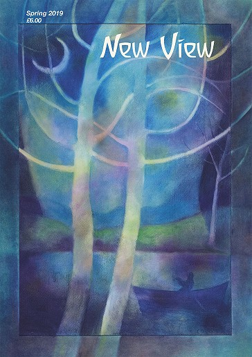 New View magazine cover