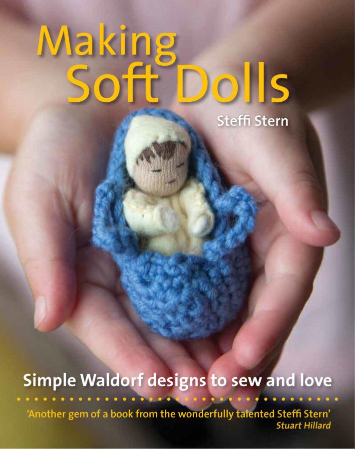 Making Soft Dolls | Steffi Stern | 9781912480050 | Hawthorn Press