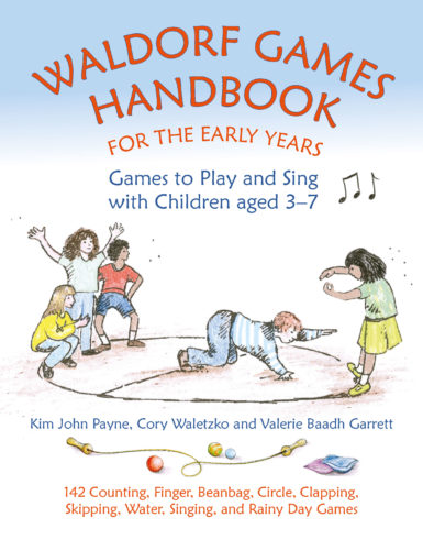 front cover of Waldorf Games Handbook