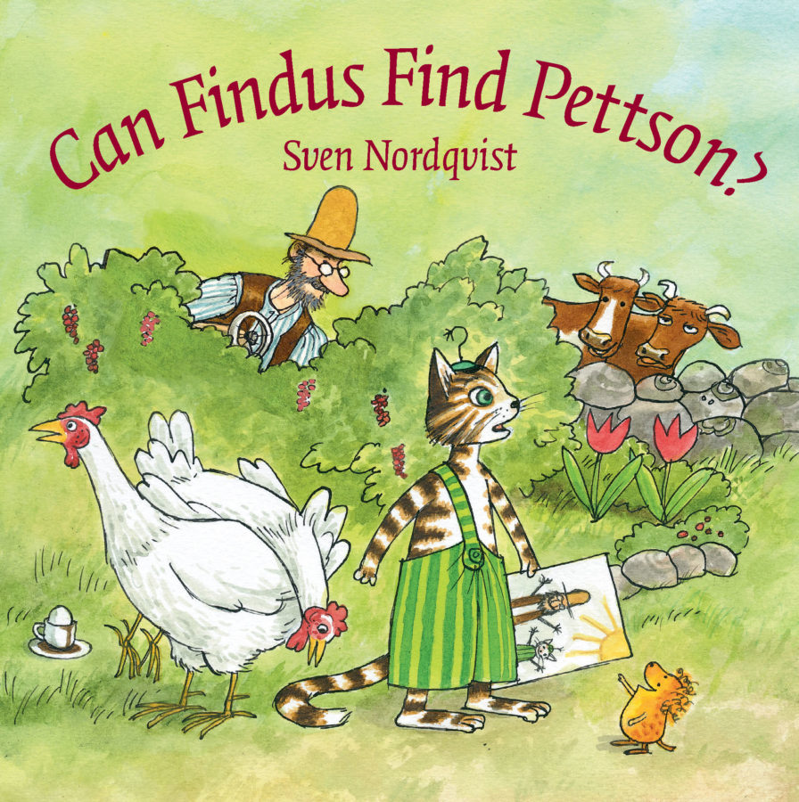 Can Findus Find Pettson? book cover