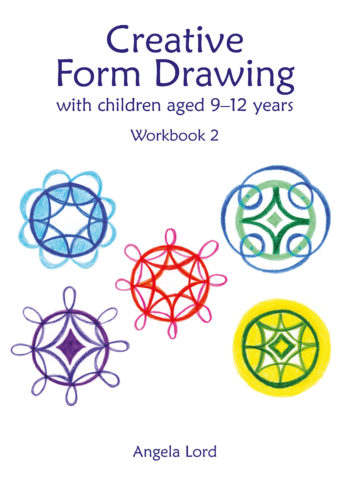 front cover of Creative Form Drawing with children aged 9-12 years
