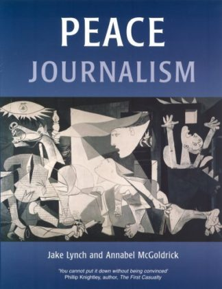 front cover of Peace Journalism