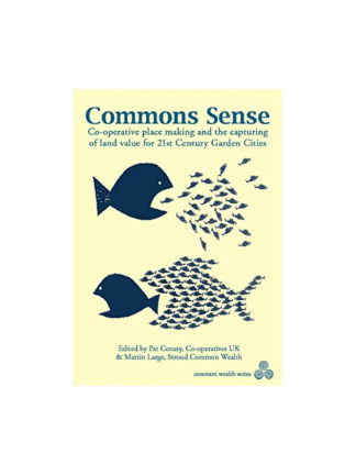 front cover of Commons Sense